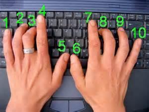 آموزش کامل تایپ ده انگشتی فارسی و انگلیسی در دو ساعت