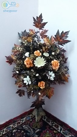 پایه گل مصوعی