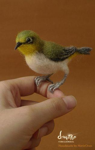 فیلم اموزشی ساخت پرنده شهد خوار