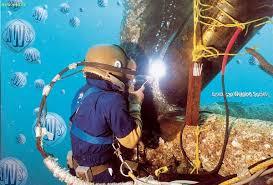 معرفی جوشکاری زیر آب