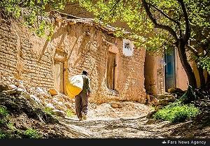بررسی عوامل موثر بر  شکل گیری معابر و خانههای روستایی