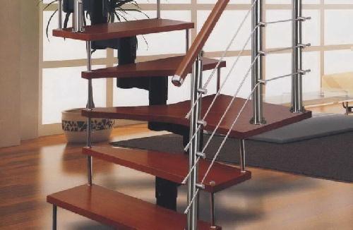 پاورپوینت انواع پله و اجزای تشکیل دهنده آن برای درس عناصر و جزئیات