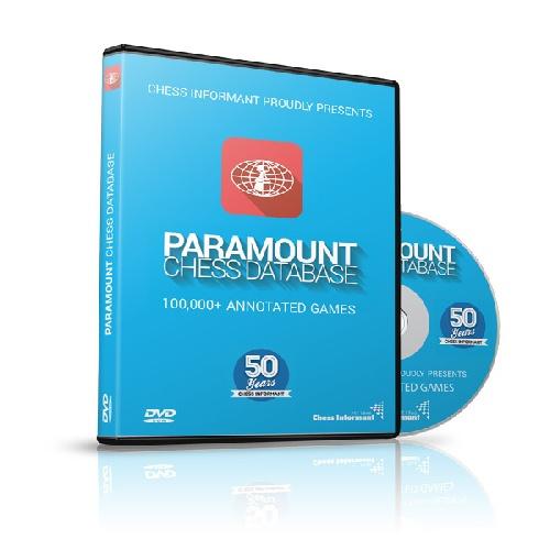 دانلود پارامونت دیتابیس Paramount Chess Database