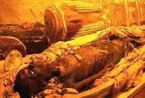 دانلود تحقیق مومیایی در مصر قدیم