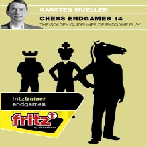 دانلود دستورالعمل های طلایی، آخربازی شطرنج نسخه کم حجم Chess Endgames 14 – The golden guidelines of endgame play