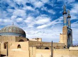 دانلود مقاله تأثیر اقتصادی مسجد جامع بر شهر یزد