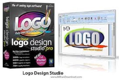 دانلود نرم افزار طراحی لوگو+آموزش کار باآن+فیلم آموزشی+حرفه ای