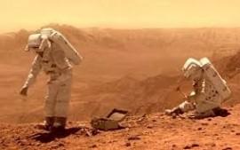 مقاله مریخ مسکونی میشود؟