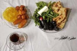 20 فرمان تغذیه در ماه رمضان