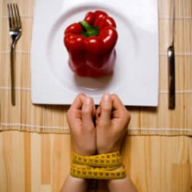 بی اشتهایی عصبی Anorexia nervosa