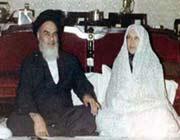 داستان آشنایی حضرت امام با همسرشان