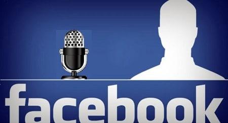 چگونه در فیسبوک پیامهای صوتی ارسال کنیم؟