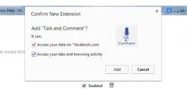 چگونه در فیس بوک پیامهای صوتی ارسال کنیم