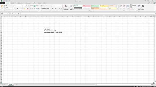 راهنمای جامع رزولوشن در لپ تاپ