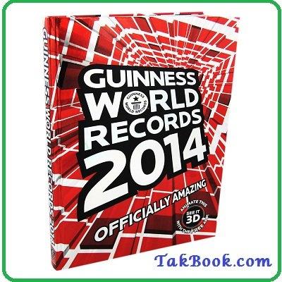 دانلود کتاب رکورد های گینس 2014