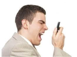 استفاده نادرست از تلفن همراه ونتایج منفی آن