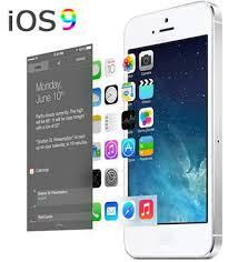 گوشی ios9