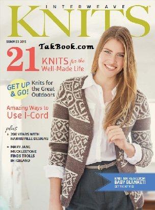 دانلود ژورنال بافتنی knits