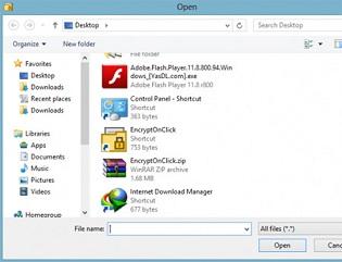 آموزش گذاشتن رمز روی فولدرها در ویندوز