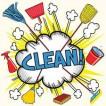 نظافت منزل در زمان محدود