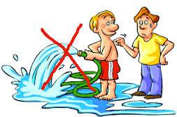چهل روش صرفه جویی در مصرف آب