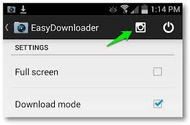 استفاده از Easy Downloader برای ذخیره تصاویر و ویدئوهای اینستگرام