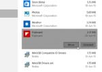 نحوه جا به جایی برنامه ها به درایو دیگر در ویندوز 10