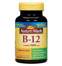 دانستنیهای ویتامین ب12