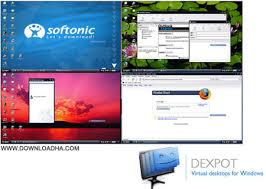 اجرای برنامهها در دسکتاپهای مجازی