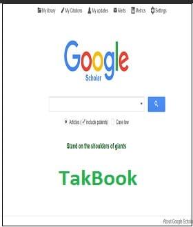 آموزش گوگل اسکالر