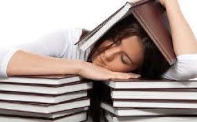 مطالعه بهینه در شب امتحان