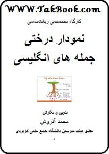 دانلود کتاب نمودار درختی جمله های انگلیسی