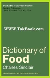 دانلود کتاب دیکشنری غذاها