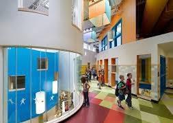 طراحی فضای آموزشی مدارس