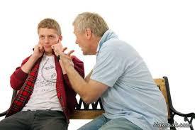 شیوه های رفتار با پدر بد اخلاق