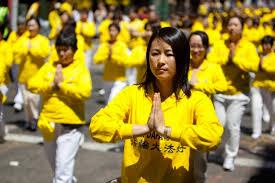 آزار و شکنجه روش معنوی فالون گونگ در چین
