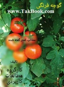 دانلود کتاب گوجه فرنگی _ مطالب کمتر گفته شده
