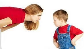 رابطه اشتباهات والدین و بچه های بی ادب