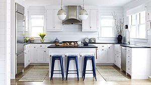 قوانین طراحی امروزی دکوراسیون آشپزخانه
