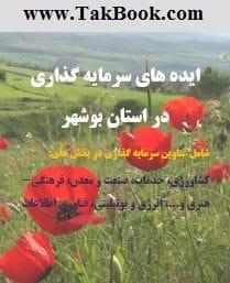 دانلود کتاب ایده های سرمایه گذاری در استان بوشهر