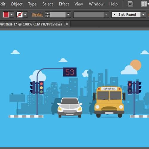 نرم افزار طراحی گرافیک