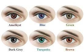 اطلاعاتی درباره لنزهای تماسی