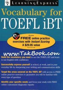 دانلود کتاب واژگان و لغات ضروری برای تافل اینترنتی