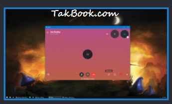 آموزش به اشتراک گذاشتن صفحه نمایش خود در اسکایپ