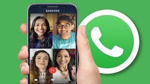 آموزش تماس تصویری جمعی در واتس آپ