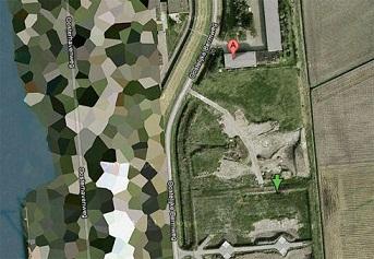 10 مکانی که توسط گوگل مپ سانسور شده